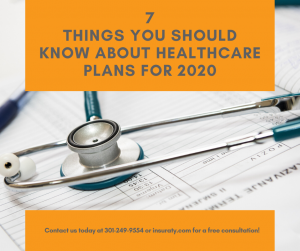 Contact Insuraty.com about healthcare plans for 2020